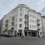 Schwedterstraße / Chorinerstraße - Gebaut: 2013